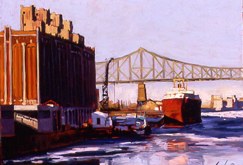 le degel.port montreal
